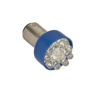 Лампа автомобильная светодиодная 12 V - 5W, синяя