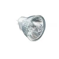 Лампа галогенная для софитов, 220V, 50W, цоколь GU4 MR11