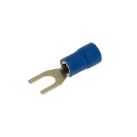 НВИ 2.5-5, Наконечник вилочный изолированный синий 1.0-2.5 мм кв. (Клемма №28)