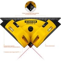 Угольник лазерный для кафеля STAYER 8 м, 34928