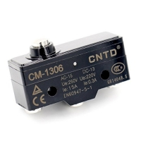 Концевой выключатель CM-1306 (аналог Z-15GD-B,  LXW5-11D1)