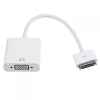 Адаптер (переходник) Apple Dock Connector 30-pin to VGA (V9)