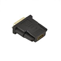 Переходник DVI-D M (папа) - HDMI F (мама)