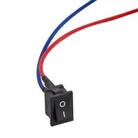 Клавишный переключатель с проводом (K90)