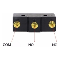 Концевой выключатель LXW5-11G1, 15A 250V