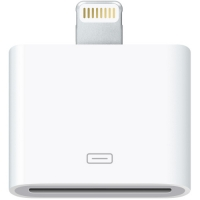 Адаптер (переходник) Apple Lightning на Apple Dock Connector 30-pin (V-21)
