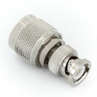 Переходник UHF-M PL-259 (папа) - BNC M (папа) (№41)