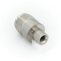 Разъём UHF-F SO-239 (мама) кабель RG-58/RG-59, винтовое соединение (№42)
