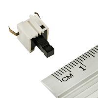 Кнопка тактовая (№10) 8х8мм. 0.05А, 12В (микрик, микропереключатель)