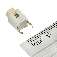 Кнопка тактовая (№16) 6х6мм. 0.05А, 12В (микрик, микропереключатель)