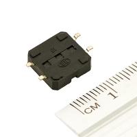Кнопка тактовая (№1) 12х12мм. 0.05А, 12В (микрик, микропереключатель)