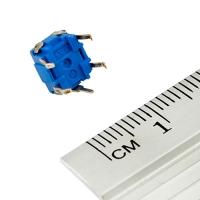 Кнопка тактовая (№9) 7х6мм. 0.05А, 12В (микрик, микропереключатель)