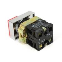 Кнопка XB2-BL8425 NO-NC (пуск, стоп)