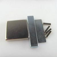 Неодимовый магнит, призма, 40x10x4