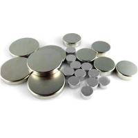 Неодимовый магнит, диск, 8x4