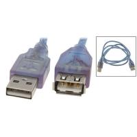 Шнур USB M — F,  5м (K8394)