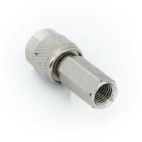 Разъём TNC M (папа) кабель RG-6U, винтовое соединение (№32)