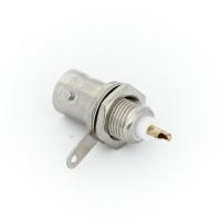 Разъём BNC F (мама) под пайку, на корпус, кабель RG-58/RG-59 (№55)