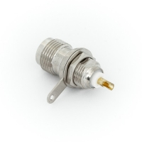 Разъём TNC F (мама) под пайку, на корпус, кабель RG-58/RG-59 (№56)
