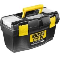 """Ящик для инструментов STAYER 38105-16_z03, VEGA, пластиковый с органайзерами, 16"""""""