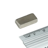 Неодимовый магнит, призма, 20x10x5