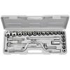 Автомобильный набор STAYER STANDARD 27587-H24, хромированное покрытие, 24 предмета