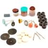 Набор шлифовальных насадок для гравера 105 предметов (80400)