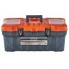 """Ящик для инструмента с мет. замками 22"""" 280х235х560 мм. Stels 90713"""