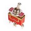 Тумблер E-TEN 1121 (Т-3) ON-ON, 250V AC, 15A, 3 контакта, SPDT 30х15х12 мм.