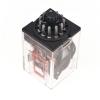 Реле промежуточное MK3P-1, 10А, 3 перек. контакта, 12V