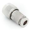 Разъём N-коннектор M (папа) кабель RG-6U, винтовое соединение (№06)