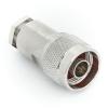 Разъём N-коннектор M (папа) кабель RG-11/RG-213, винтовое соединение (№06B)