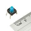 Кнопка тактовая (№12) 6х6мм. 0.05А, 12В (микрик, микропереключатель)