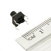 Кнопка тактовая (№29) 6х6мм. 0.05А, 12В (микрик, микропереключатель)