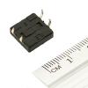 Кнопка тактовая (№2) 12х12мм. 0.05А, 12В (микрик, микропереключатель)