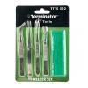 Набор пинцетов 4 шт Terminator TTTS 502