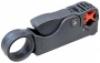 Стриппер для коаксиального кабеля (RG-58/59/62/6), 2 лезвия HT-332