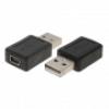 Переходник USB M- mini USB F (DW-36)