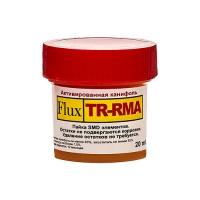 Флюс паста TR-RMA 20 мл. для пайки SMD элементов